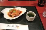 わかめ酒と甘辛煮1146.jpg